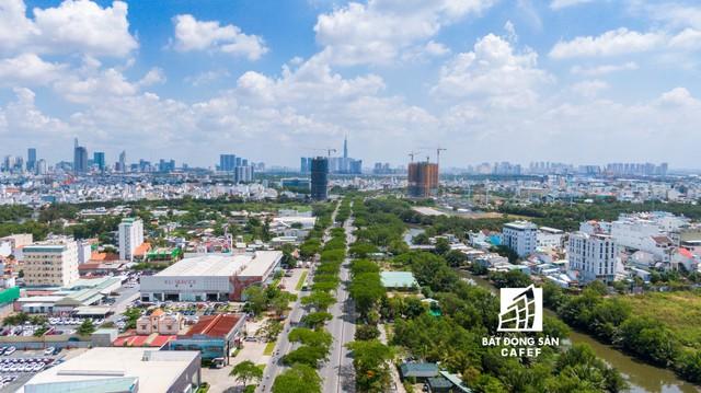 Làn sóng đầu tư vào hàng loạt dự án hạ tầng giao thông quy mô lớn ở Nam Sài Gòn - Ảnh 1.