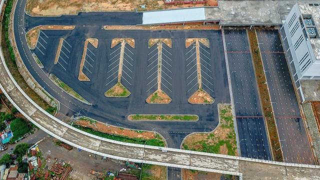 Cận cảnh Bến xe miền Đông mới hiện đại tầm khu vực sắp hoạt động - Ảnh 8.
