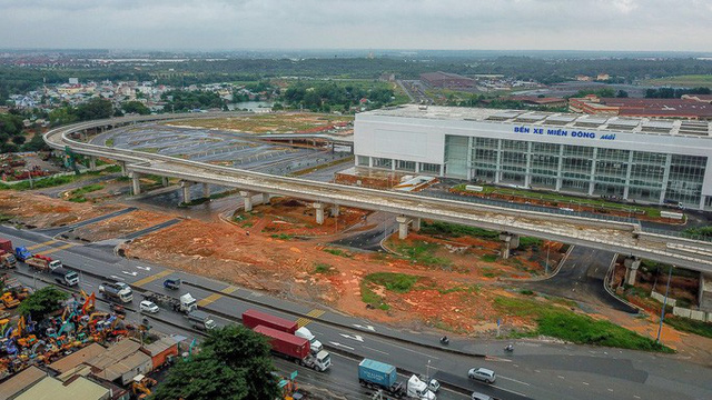 Cận cảnh Bến xe miền Đông mới hiện đại tầm khu vực sắp hoạt động - Ảnh 10.