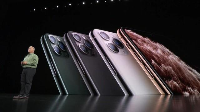 Apple ra mắt iPhone 11 Pro và iPhone 11 Pro Max: Thiết kế pro, màn hình pro, hiệu năng pro, pin pro, camera pro và mức giá cũng pro - Ảnh 1.