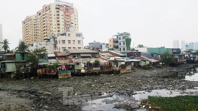 Sông rạch Sài Gòn bị bức tử như thế nào? - Ảnh 2. Sông rạch Sài Gòn bị 'bức tử' như thế nào? Sông rạch Sài Gòn bị 'bức tử' như thế nào? photo 1 1568169661746275780929