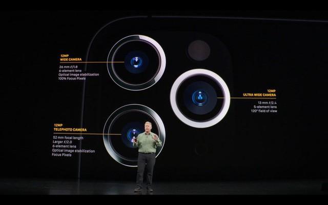 Apple ra mắt iPhone 11 Pro và iPhone 11 Pro Max: Thiết kế pro, màn hình pro, hiệu năng pro, pin pro, camera pro và mức giá cũng pro - Ảnh 14.