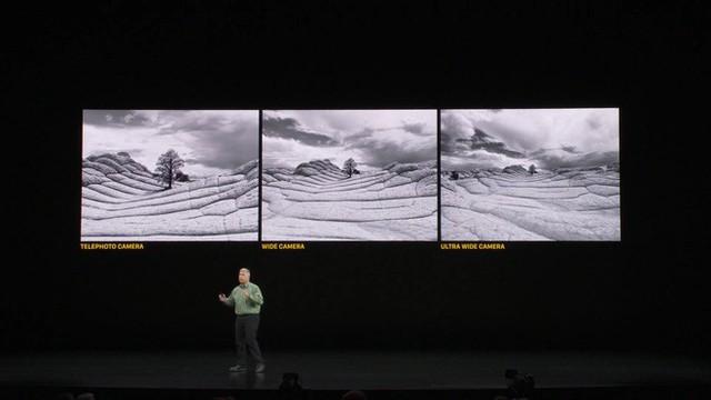 Apple ra mắt iPhone 11 Pro và iPhone 11 Pro Max: Thiết kế pro, màn hình pro, hiệu năng pro, pin pro, camera pro và mức giá cũng pro - Ảnh 15.