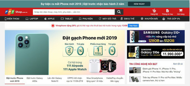 Nhà bán lẻ rục rịch cho khách hàng đặt hàng iPhone 11  - Ảnh 2.