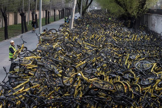 Hà Nội có thể học gì từ Trung Quốc và nước Anh khi phát triển đề án xe đạp công cộng? - Ảnh 2.