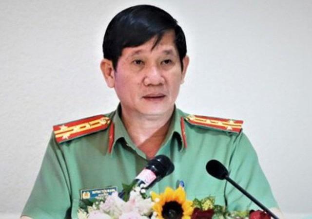 Đại tá Huỳnh Tiến Mạnh bị cách chức Giám đốc Công an tỉnh Đồng Nai  - Ảnh 1.