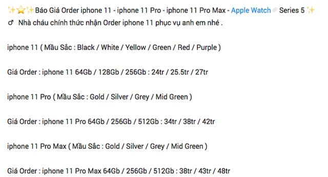 iPhone 11 Pro Max hét giá 50 triệu vẫn có người mua, iPhone 11 giá rẻ lại chẳng ai đoái hoài - Ảnh 1.