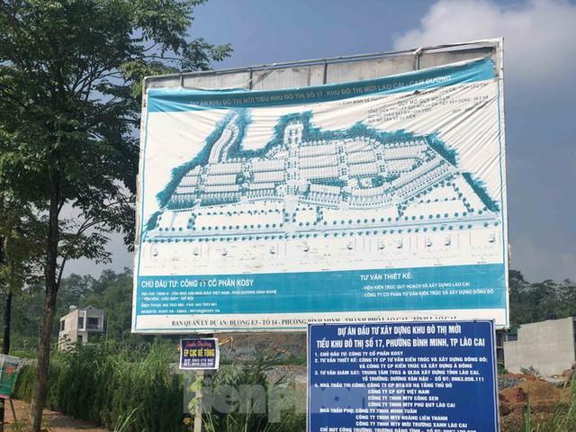 Dự án đô thị 400 tỷ ở Lào Cai bị Phó Thủ tướng chỉ đạo kiểm tra - Ảnh 6.