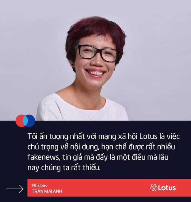 Chính thức ra mắt Lotus - Mạng xã hội của người Việt! - Ảnh 14.
