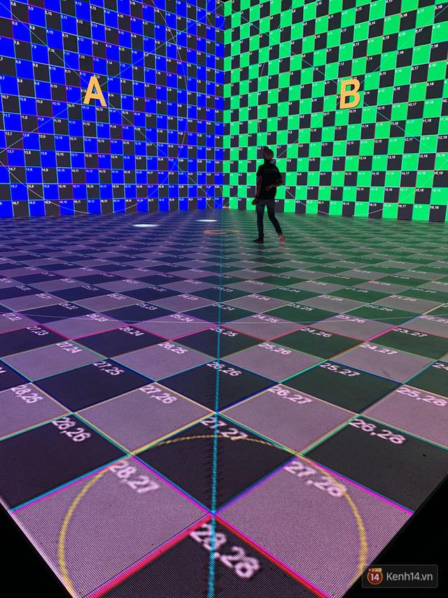 Lộ ảnh sân khấu ra mắt MXH Lotus trước giờ G: Màn hình khủng mãn nhãn, công nghệ hiệu ứng 3D hoành tráng - Ảnh 11.