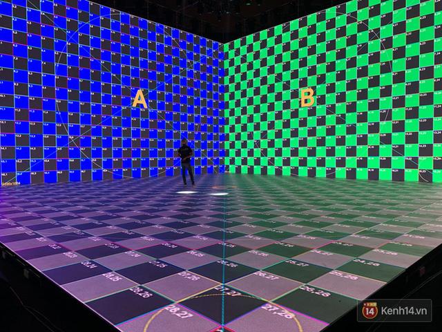 Lộ ảnh sân khấu ra mắt MXH Lotus trước giờ G: Màn hình khủng mãn nhãn, công nghệ hiệu ứng 3D hoành tráng - Ảnh 9.