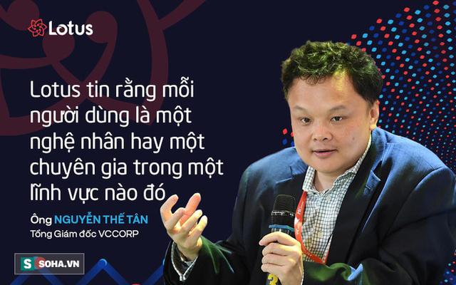 Chính thức ra mắt Lotus - Mạng xã hội của người Việt! - Ảnh 40.