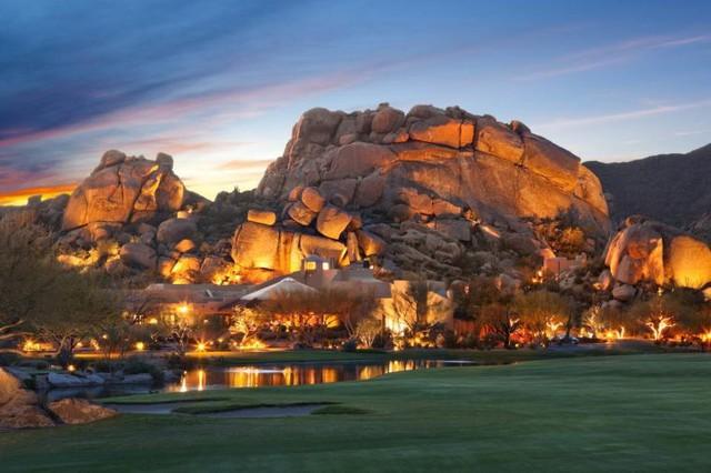 Khám phá những khách sạn và resort sang trọng nhất thế giới - Ảnh 4.