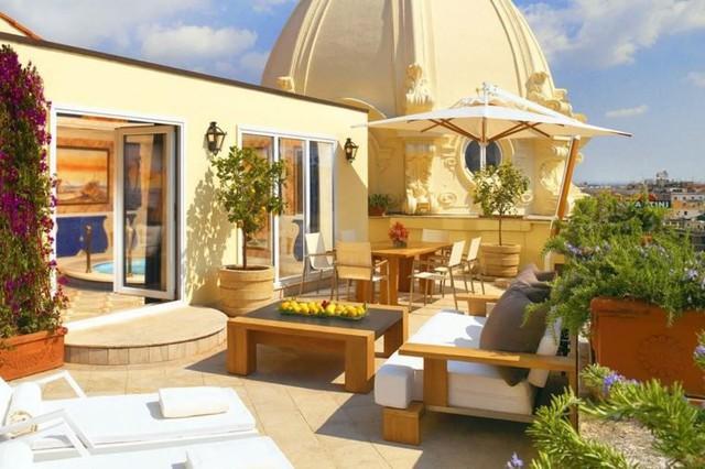 Khám phá những khách sạn và resort sang trọng nhất thế giới - Ảnh 8.