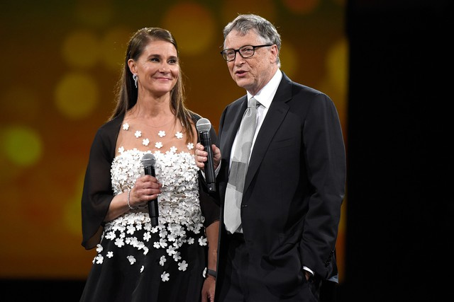 Bill và Melinda Gates đều cho rằng: Xuất phát điểm có tốt đến đâu thì để bươn chải và tồn tại trong cuộc sống khắc nghiệt này luôn khó khăn, nhất là với những người này! - Ảnh 1.