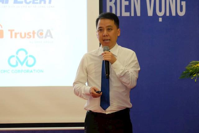 Thứ trưởng Nguyễn Thành Hưng: Cần phát triển thị trường giao dịch điện tử, hướng đến nền kinh tế số - Ảnh 2.