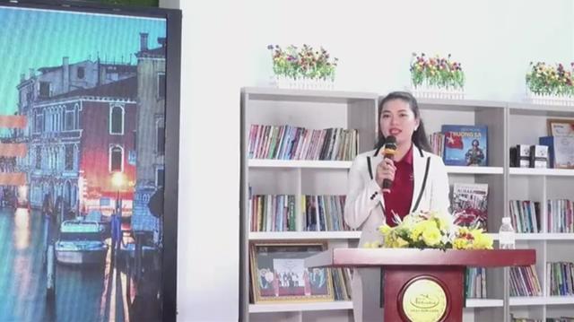 Triệu tập bà Phó Tổng giám đốc đối ngoại và đào tạo Alibaba - Ảnh 1.
