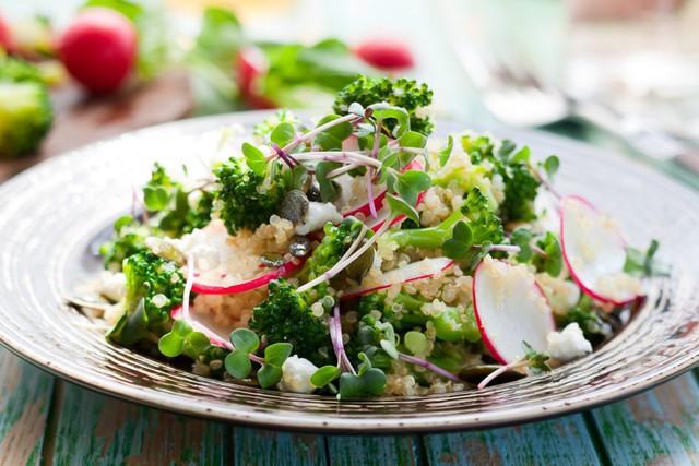 Ăn bông cải xanh theo cách này hàng ngày, không loại ung thư nào dám bén mảng đến gần bạn - Ảnh 2.