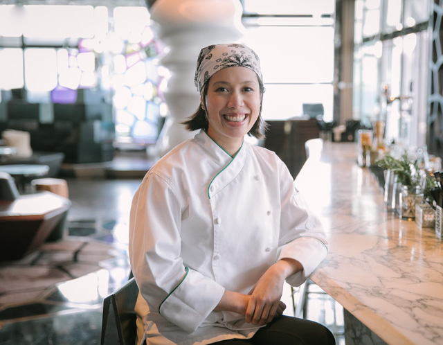 Mục sở thị nhà hàng đồ ăn Việt trên đất Mỹ của Vua đầu bếp Christine Hà: Tất thảy món ăn đều nấu bằng ký ức về mẹ - Ảnh 1.