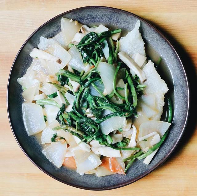 Mục sở thị nhà hàng đồ ăn Việt trên đất Mỹ của Vua đầu bếp Christine Hà: Tất thảy món ăn đều nấu bằng ký ức về mẹ - Ảnh 15.