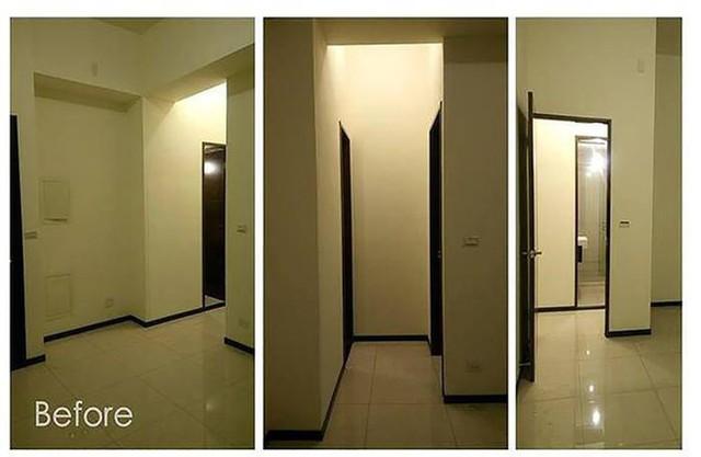 Căn hộ 30m2 chật hẹp, tối tăm như rộng gấp đôi sau cải tạo - Ảnh 1.