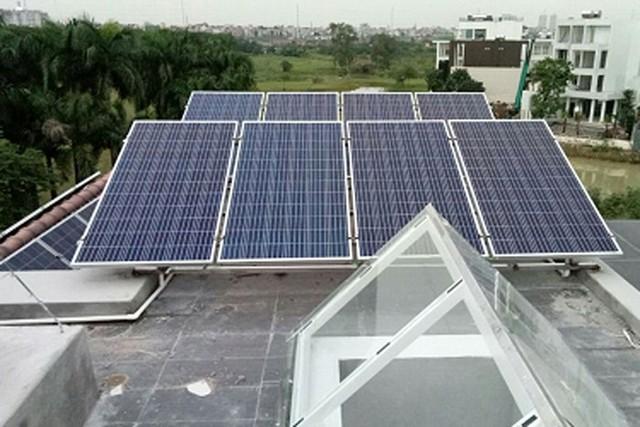30 triệu kWh điện từ mái nhà được đăng ký bán cho EVN - Ảnh 1.