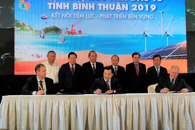Dòng vốn đầu tư kỷ lục vào Bình Thuận - Ảnh 2.