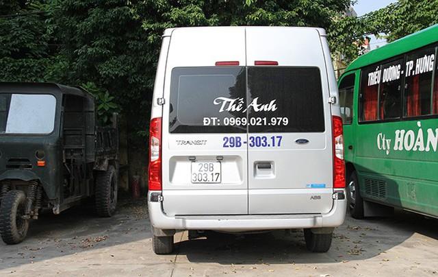 Tạm giam giám đốc công ty mua bán nợ trong vụ cưỡng đoạt 8 ô tô khách  - Ảnh 2.