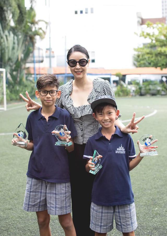 Hoa hậu có xuất thân khủng nhất Việt Nam: Cuộc đời long đong lận đận, trải qua sóng gió mới tìm thấy hạnh phúc - Ảnh 13.