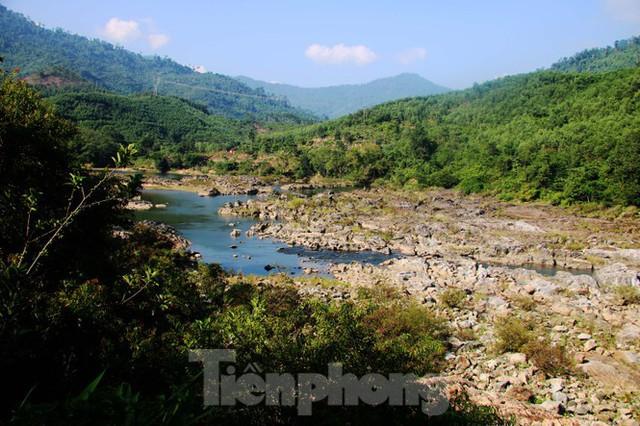Những dòng sông chết dưới chân đập thủy điện Đắk Mi 4 - Ảnh 5.