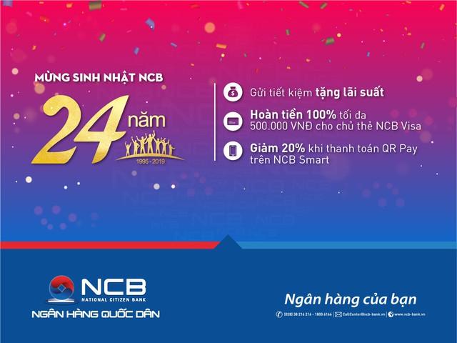 Đã có hơn 10.000 khách hàng tham gia chương trình Quà tặng hè xanh – Thổi bay nắng nóng của ngân hàng NCB - Ảnh 2.