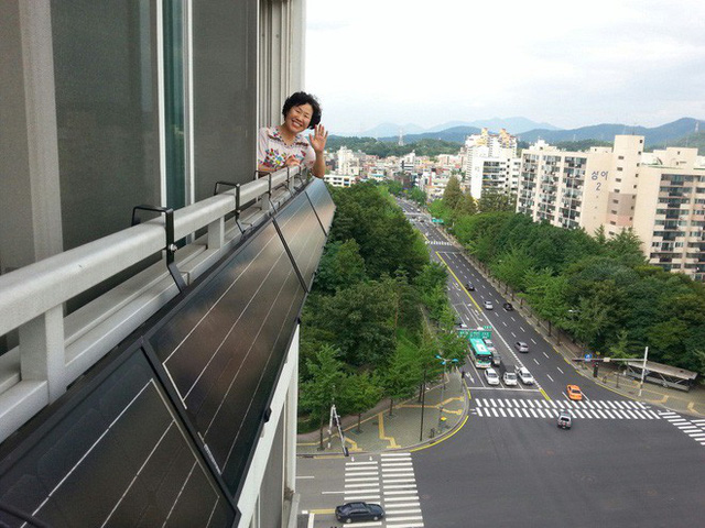 GS Hàn Quốc: Người giàu Seoul còn đau đầu vì giá điện; các bạn định bảo vệ Hà Nội thế nào? - Ảnh 9.