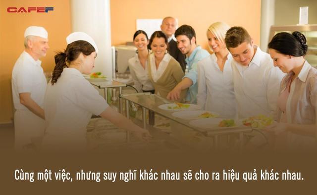 Nể phục trước Microsoft giải quyết chuyện ăn trưa cho nhân viên: Muốn sống một cuộc đời khác biệt, thứ đầu tiên phải thay đổi là tư duy! - Ảnh 2.