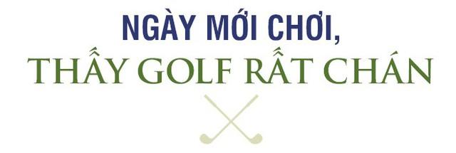 """Golfer chuyên nghiệp Việt Nam từ giã sự nghiệp để làm công chức nhà nước: """"Tôi không tiếc bởi điều bản thân đang đóng góp ý nghĩa gấp 1.000 lần"""" - Ảnh 2."""