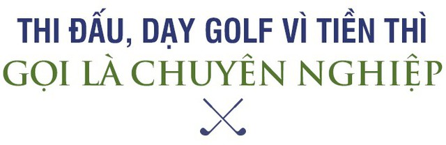 """Golfer chuyên nghiệp Việt Nam từ giã sự nghiệp để làm công chức nhà nước: """"Tôi không tiếc bởi điều bản thân đang đóng góp ý nghĩa gấp 1.000 lần"""" - Ảnh 6."""