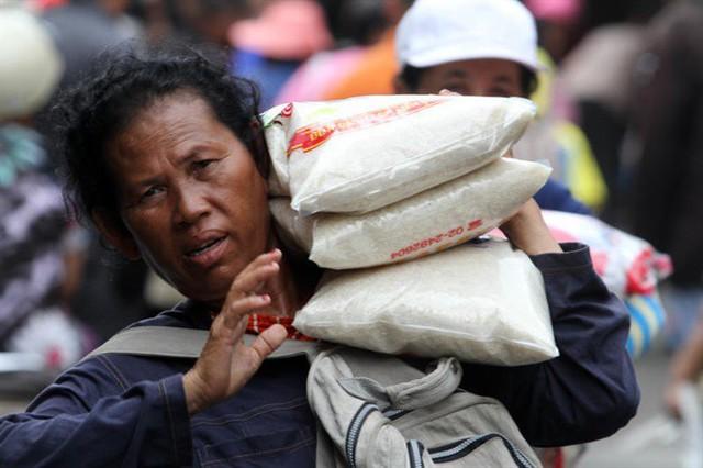 Giá gạo Thái cao ngất & cơ hội cho gạo Việt - Ảnh 1.