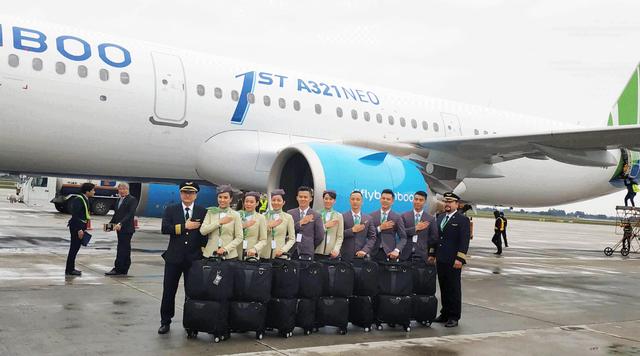Bamboo Airways được phê chuẩn Giáo trình Huấn luyện phi công từ Cục Hàng không Việt Nam - Ảnh 1.