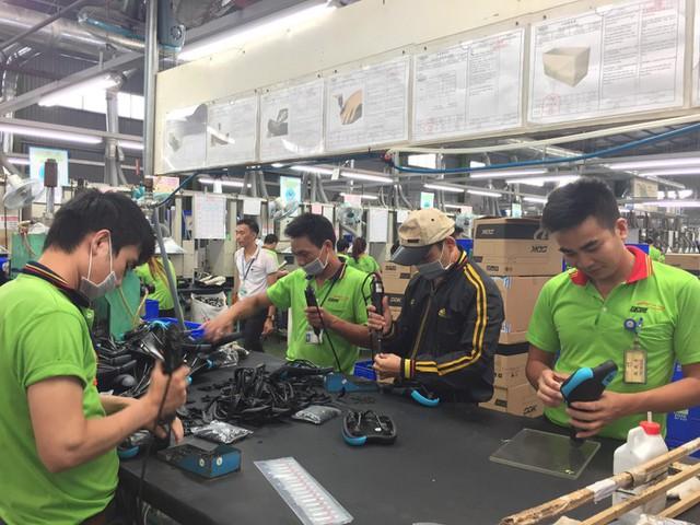 100 nhà máy nói không với tai nạn lao động nơi sản xuất - Ảnh 1.