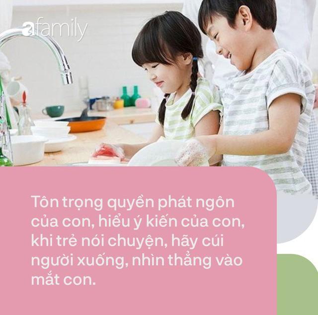 16 quy tắc cực ý nghĩa trong việc dạy con của người Đức, những điều cha mẹ Việt vô tình bỏ qua - Ảnh 2.