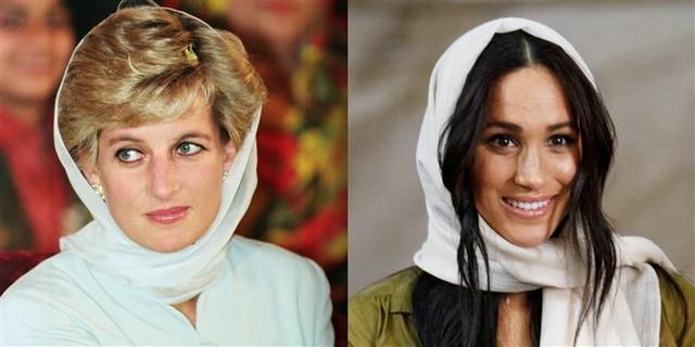 Dân mạng đòi tẩy chay vợ chồng Hoàng tử Harry và Meghan Markle vì liên tục bắt chước Công nương Diana để đánh bóng tên tuổi - Ảnh 6.