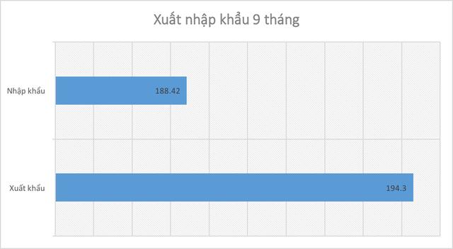 Kinh tế Việt Nam 9 tháng qua các con số  - Ảnh 8.