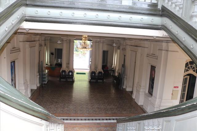 TP.HCM xây Bảo tàng 1.400 tỉ đồng: Bảo tàng hiện hữu có thực sự xuống cấp? - Ảnh 2.