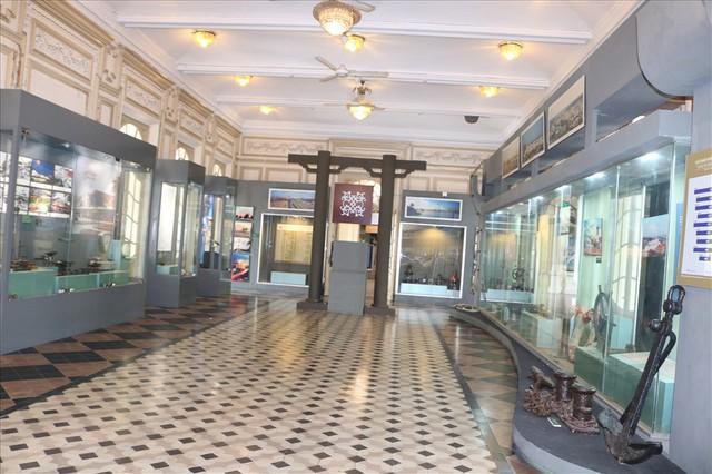TP.HCM xây Bảo tàng 1.400 tỉ đồng: Bảo tàng hiện hữu có thực sự xuống cấp? - Ảnh 5.