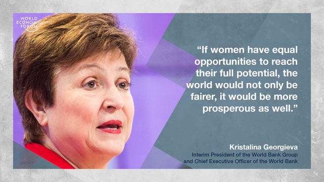Chân dung nữ tướng được bổ nhiệm làm tân Giám đốc IMF - Ảnh 2.