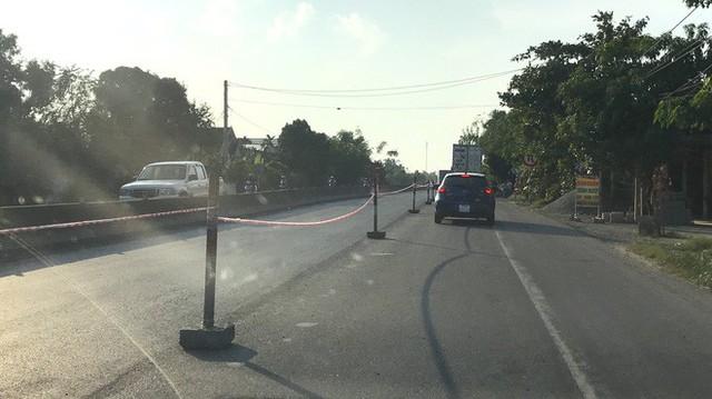 Quốc lộ hơn 2.000 tỷ đồng đoạn qua Hà Tĩnh bị bong tróc, loang lổ - Ảnh 8.