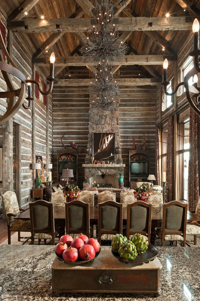 Tham khảo cách thiết kế phòng ăn đơn giản, mộc mạc và tinh tế - Ảnh 7.