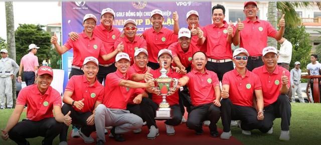 Ngăn đối thủ lội ngược dòng, tuyển golf miền Nam xuất sắc vô địch, ẵm 300 triệu đồng tại Cúp Độc lập 2019 lần đầu tổ chức tại Việt Nam - Ảnh 2.