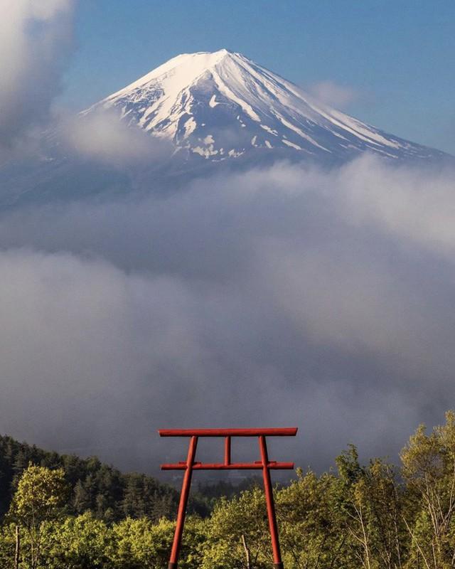 Loạt cổng Torii huyền thoại dọc khắp xứ Phù Tang, có nơi nối dài đến hơn... 10.000 cái - Ảnh 16.