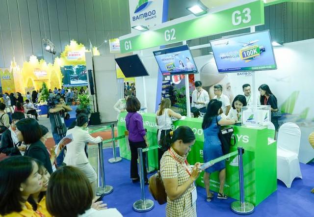 Bamboo Airways dự kiến bán được hơn 10.000 vé máy bay và combo du lịch dịp Hội chợ Du lịch quốc tế - Ảnh 3.