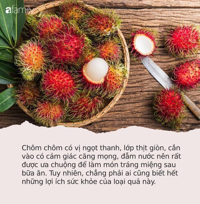 Đừng bỏ qua loại quả bổ từ vỏ đến hạt: Vừa chống ung thư, cải thiện chất lượng tinh trùng lại trị khỏi nhiều loại bệnh quen thuộc - Ảnh 1.